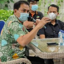 Aziz Syamsuddin Aktor di Balik Pertemuan Penyidik Stefanus dan Syahrial