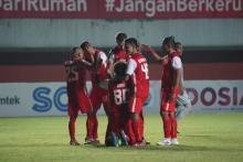 Tak Merasa Unggul, Pelatih Persija : Kemenangan Leg Pertama Bukan Jaminan