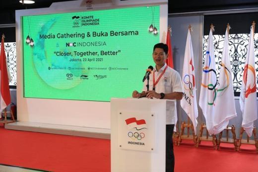 Soal Tuan Rumah Olimpiade 2032, Okto: Kita Butuh Energi Super Besar
