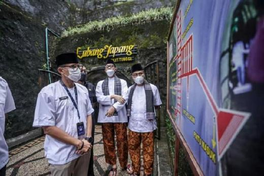 Bukittinggi Tulang Punggung Destinasi Wisata Sumbar