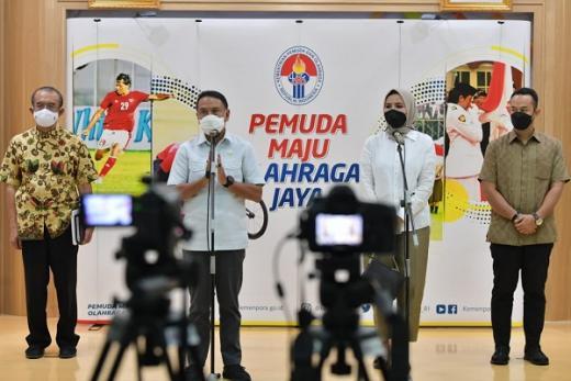 FIBA Asia Cup 2021, Amali Harapkan Sukses Penyelenggaraan dan Prestasi