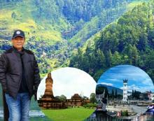 Sanggam Hutapea Bangga Menparekraf Sandiaga Uno Serius Garap Wisata di Pulau Sumatera