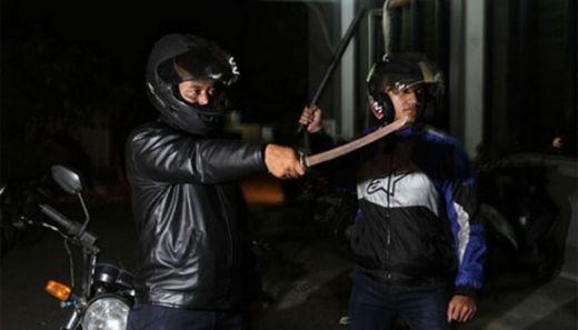 Video Pembacokan Pengendara Motor, Polisi: Bukan di Jagakarsa