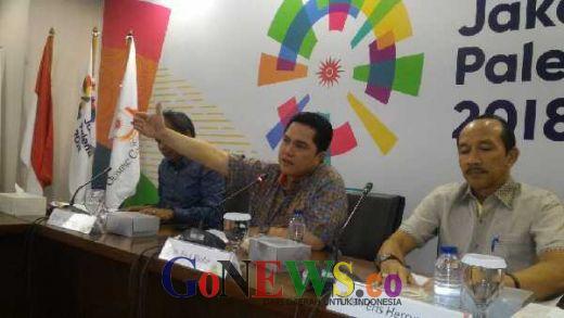 Perubahan Struktur Kepanitiaan Asian Games 2018