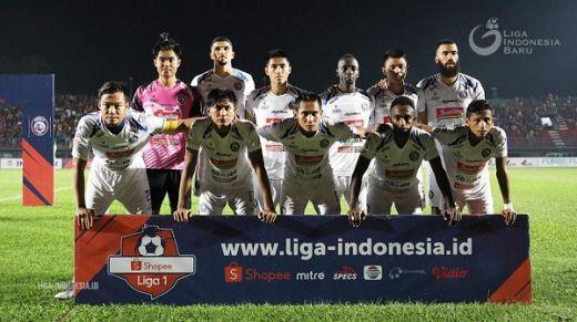 Makan Konate Akui Berat Lawan Borneo FC