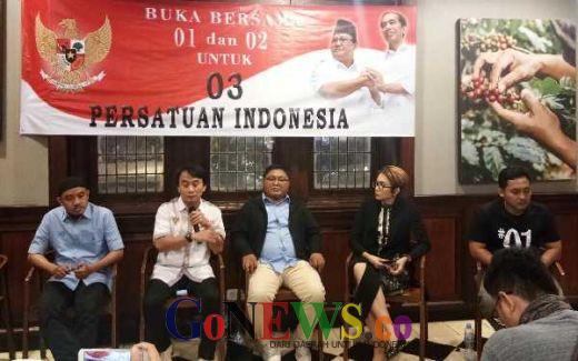 Demi Persatuan Indonesia, Jaringan Kemandirian Nasional Gelar Buka Puasa Bersama 01 dan 02