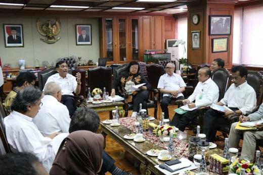 Menteri Luhut dan Siti Nurbaya Diminta Blak-blakan Soal Kondisi Blok Rokan