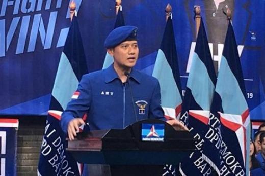Popularitas Kangkangi RK dan Ganjar Pranowo, AHY Masuk Empat Besar Capres 2024