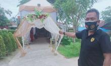 Positif Covid, Pria di Riau Malah Nekat ke Padang untuk Menikah
