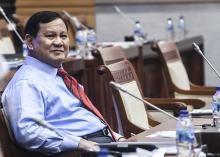 Totalitas Bantu Jokowi, Prabowo Capres Potensial Meski Tanpa Bermanuver