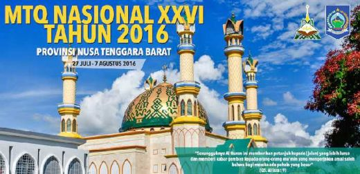 Tuan Rumah MTQ 2016, Lombok Promosikan Destinasi Halal