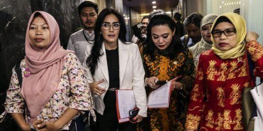 Fraksi Golkar Dukung Pemberian Amnesti untuk Baiq Nuril