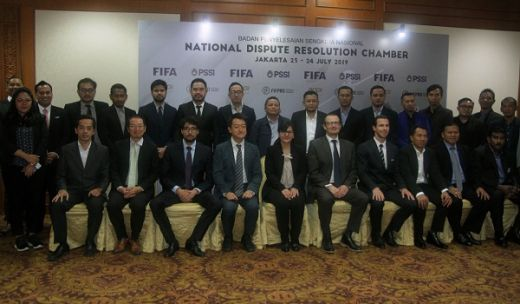PSSI Bentuk Badan Penyelesaian Sengketa Nasional