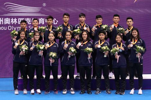 Dikalahkan Thailand, Indonesia Runner Up