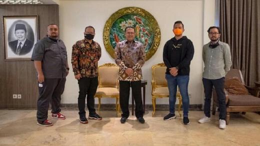 Ketua MPR RI Didaulat Jadi Ambasador Modifikasi Indonesia