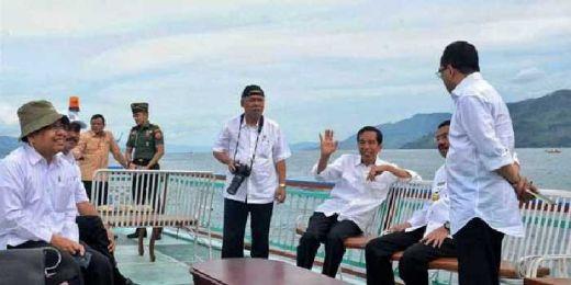 Terkesan Karnaval Danau Toba, Presiden Jokowi: Danau Supervolcano Terbesar di Dunia, Sangat Potensi Dikembangkan Menjadi Destinasi Internasional