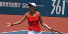 China Pastikan Emas Tunggal Putri Tenis