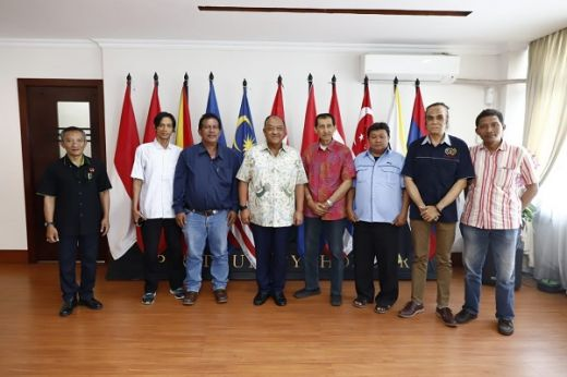 Soal PON Papua, KONI Pusat Tunggu Keputusan Presiden