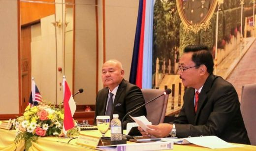 Kasal Pimpin Delegasi Indonesia Pada Sidang Ke-15 HLC Malindo