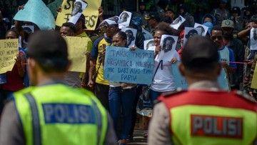 Polda Jabar Pastikan Periksa Polwan Pemberi Miras ke Mahasiswa Papua