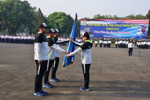 100 Atlet TNI AL Siap Berlaga di Piala Panglima TNI