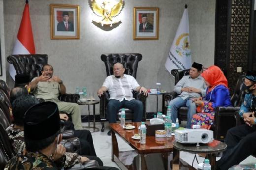 DPD RI Dukung Solusi Pembukaan Prodi Umum di UIN