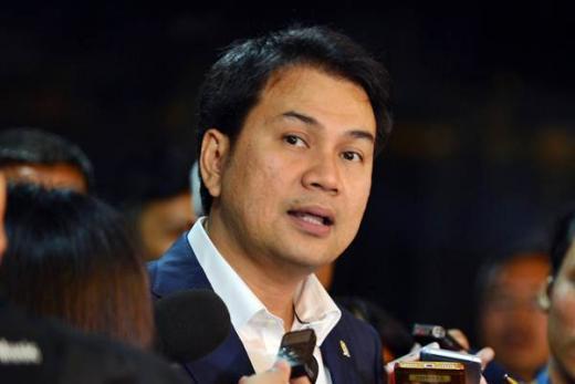 Gedung Kejagung Terbakar, Pimpinan DPR Minta Penegakan Hukum Terus Berjalan
