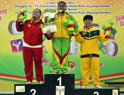 Tambah Medali Emas dan Perak, Riau Masih di Posisi 7, Berikut Update Klasemen Sementara PON XIX