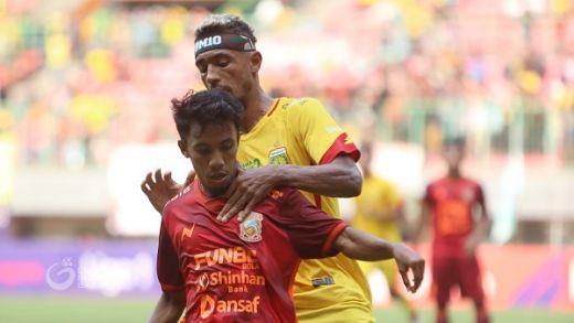 Tahan Bhayangkara FC, Penampilan Borneo Moncer