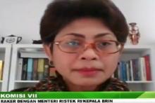 Menteri Ungkap Riset Inovasi Covid-19 Dibiayai LPDP, Mercy Minta Segera Ada Kejelasan Dana Riset
