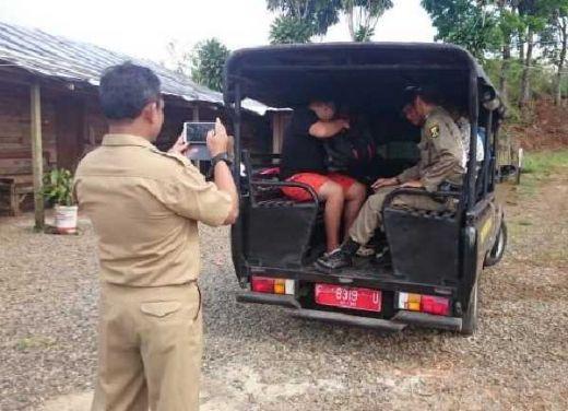Terciduk... 6 Tenaga Kerja Ilegal Asal Tiongkok Diamankan di Sukabumi