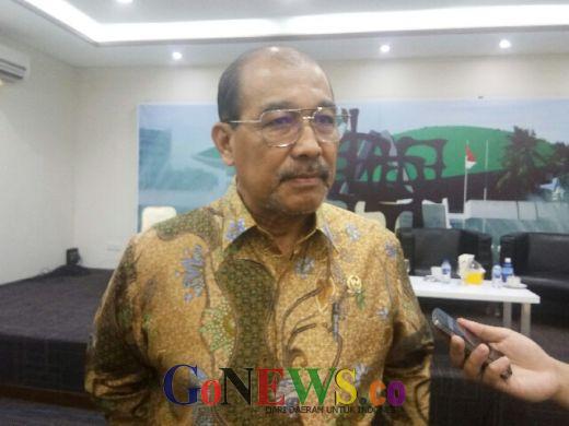 Komposisi Kabinet Jokowi Pas, Nono Sampono: Jangan Cuma Maju, Tapi Harus Bisa Jadi Penyeimbang