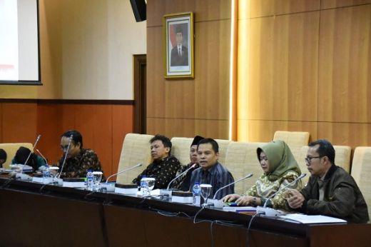 Terima Delegasi IAIN Purwokerto, Maruf Cahyono Jelaskan Kedudukan MPR