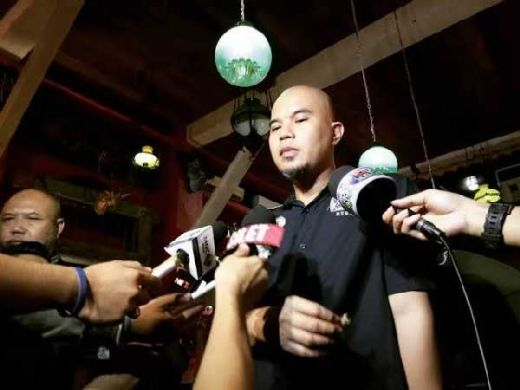Ahmad Dhani Usul 2 Desember Jadi Hari Ukhuwah Islamiyah, Jika Prabowo-Sandiaga Menang