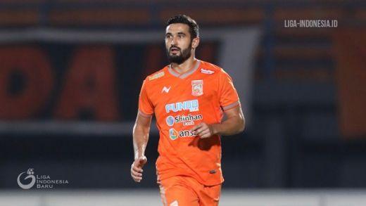 Javlon Persembahkan Gol Perdana Untuk Kemenangan Borneo FC