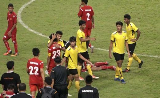 Kalah Adu Penalti, Tim Pelajar U 18 Kurang Beruntung