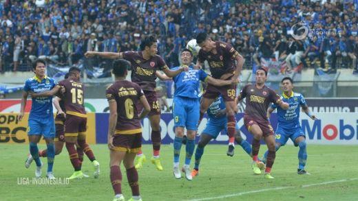 Persib Bandung Gagal Finis Lima Besar