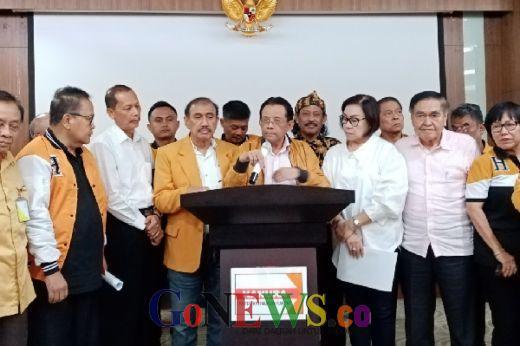 Kubu Wiranto Diminta Tak Bikin Gaduh, Para Pendiri Hanura Bersiap Perkarakan