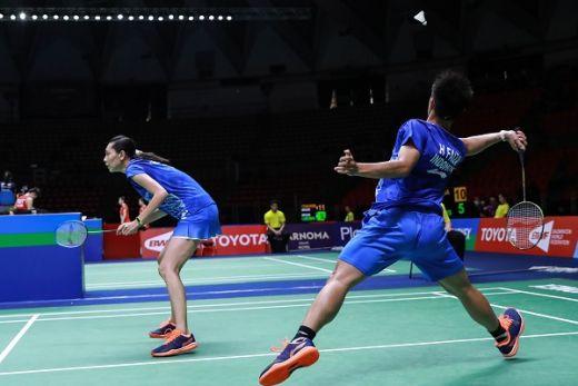 Kalahkan Rekan Senegara, Hafiz/Gloria Tembus Ke Semifinal