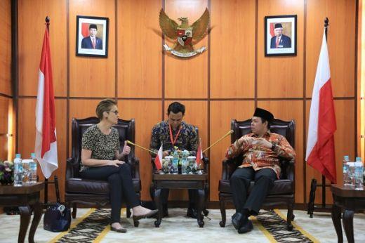 DPD RI Ajak Polandia Tingkatkan Nilai Perdagangan dengan Indonesia