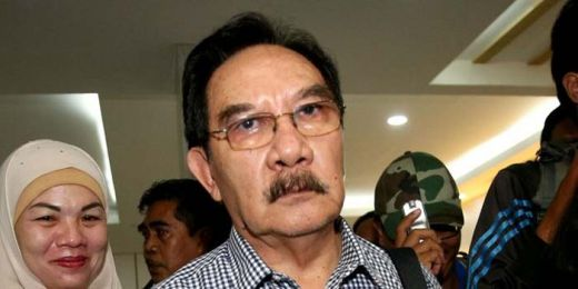 Wah... Antasari Kian Lantang Menantang Mantan Kapolri Bambang Hendarso Danuri