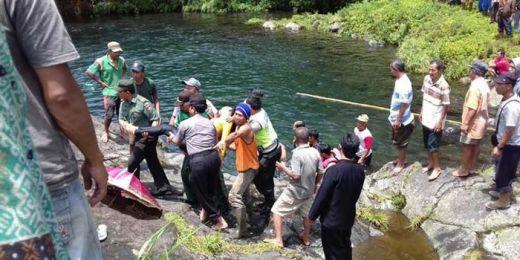 Selfie di Pinggir Sungai, 2 Mahasiswi Amikom Tewas Tenggelam
