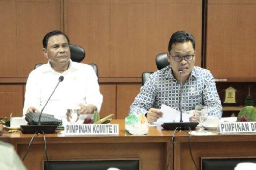 Komite II DPD RI Dukung Program Kementan 2020