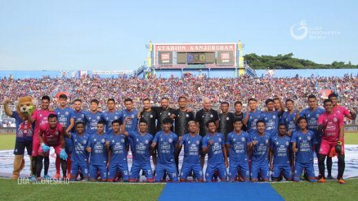 Sudarmadji Buka Histori Jersey Arema FC