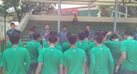 Indra Sjafri Mengaku Puas dengan Kondisi Fisik Pemain Timnas U-19