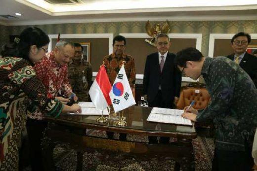 Indonesia Berbagi Pengetahuan Manajemen SDM Aparatur dengan Korea