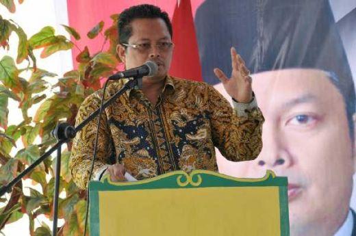 Di Muara Jawa, Mahyudin Berbagi Kisah dan Motivasi