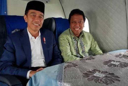 Jokowi Optimistis Menang 58 Persen dari Prabowo