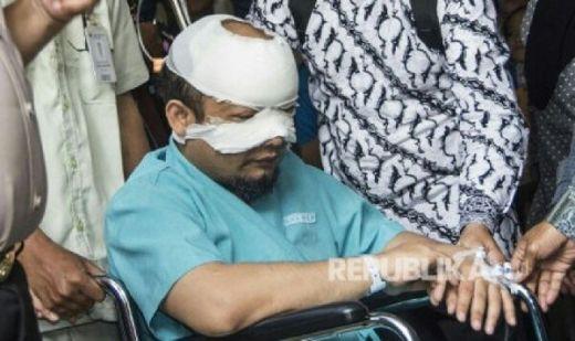 KPK Didesak Selidiki Sendiri Kasus Penyerangan Terhadap Novel