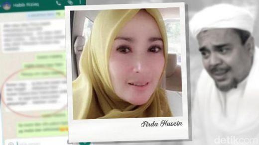 Selain Habib Rizieq, Polisi akan Panggil Firza dan Kak Emma Besok